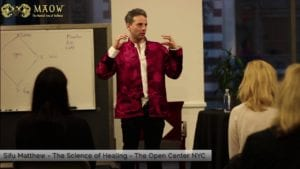 The Science of Healing - The Open Center, NYC - 3