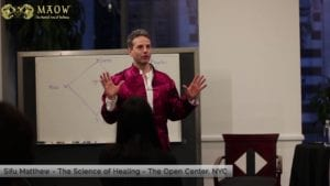 The Science of Healing - The Open Center, NYC  - 1