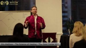 The Science of Healing - The Open Center, NYC - 2