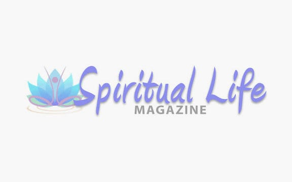 Spiritual Life Magazine logo